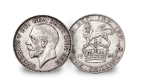 The Queen Elizabeth II 1926 Coin Set Shilling