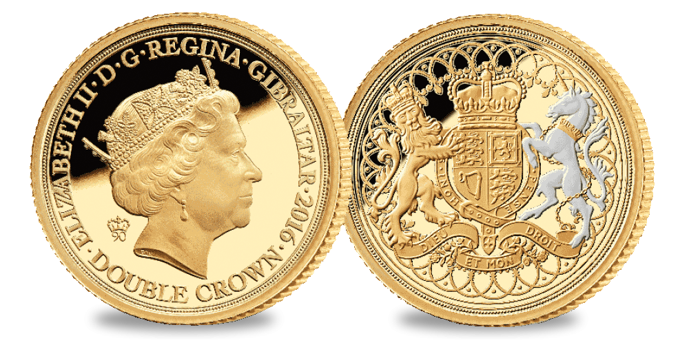 Her Majesty Queen Elizabeth II 90th Birthday Gold Coin