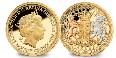 QEII 90th Birthday Gold coin