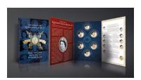 Queen Elizabeth II 90th Birthday Commemorative Coin Set Presentation Folder