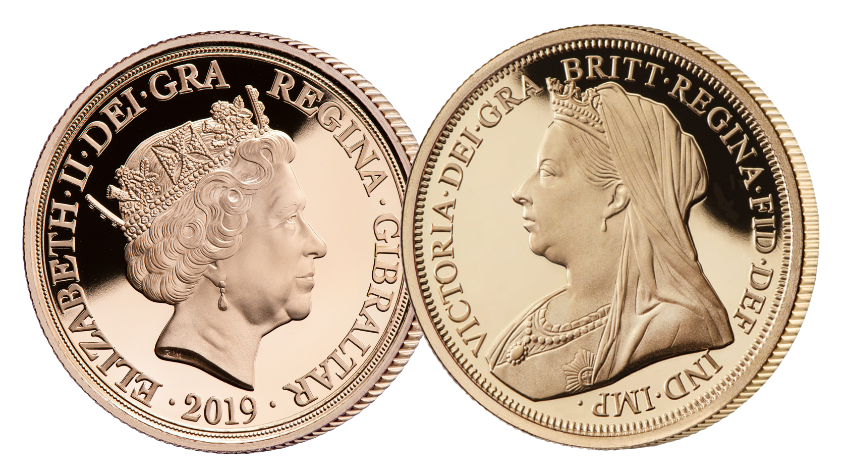 Full Sovereign with Obverse