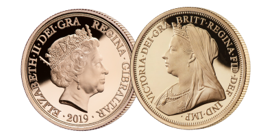 Queen Victoria 200th Anniversary Full Sovereign