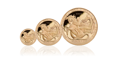 Royal Baby 2018 Birth Stone 3 Coin Set