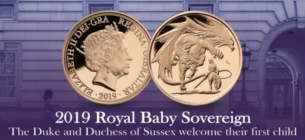 2019 Royal Baby Sovereign
