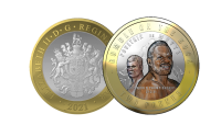 The Official WBC Rumble on the Rock Coin 2021