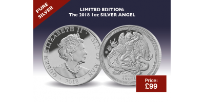 Silver Angel Coin