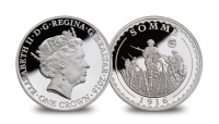 The Somme Centenary 1oz Silver Coin