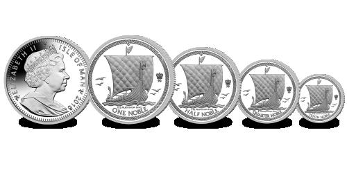 Platinum Noble Coin