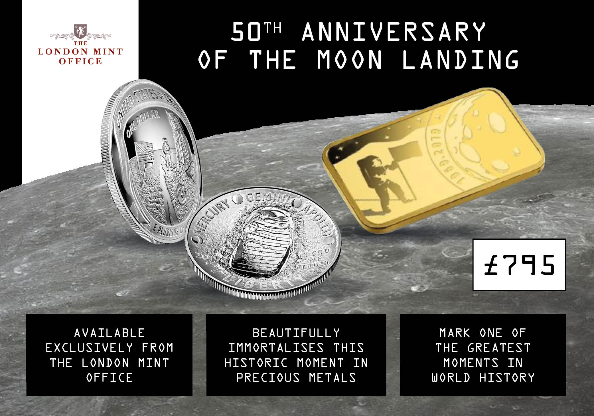 The 'A Giant Leap for Mankind' Set