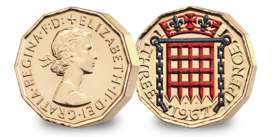 The Changing Face of British Coinage