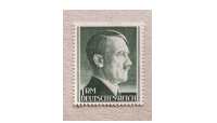 1RM Stamp Hindenburg Third Reich Stamp Set