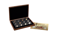 The Third Reich Coin and Stamps Set Complete Presentation Box