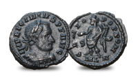 The Coins of Roman London 3 Coin Set