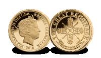 Her Majesty Queen Elizabeth II 90th Birthday Ten Crown Coin