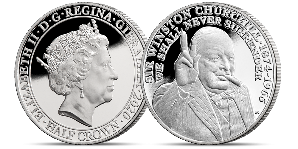 Churchill Silver Coin