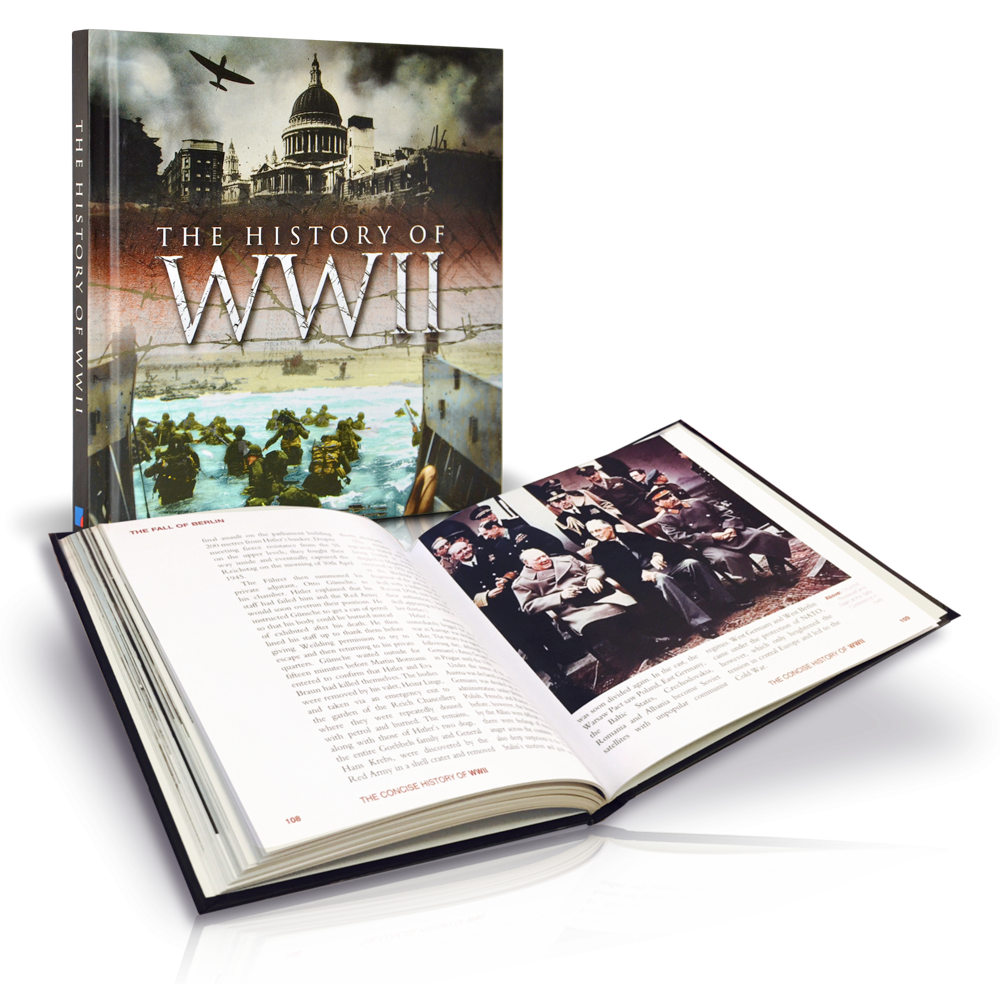 The History of World War II Pocketbook