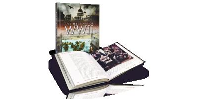 The History of World War II Pocketbook