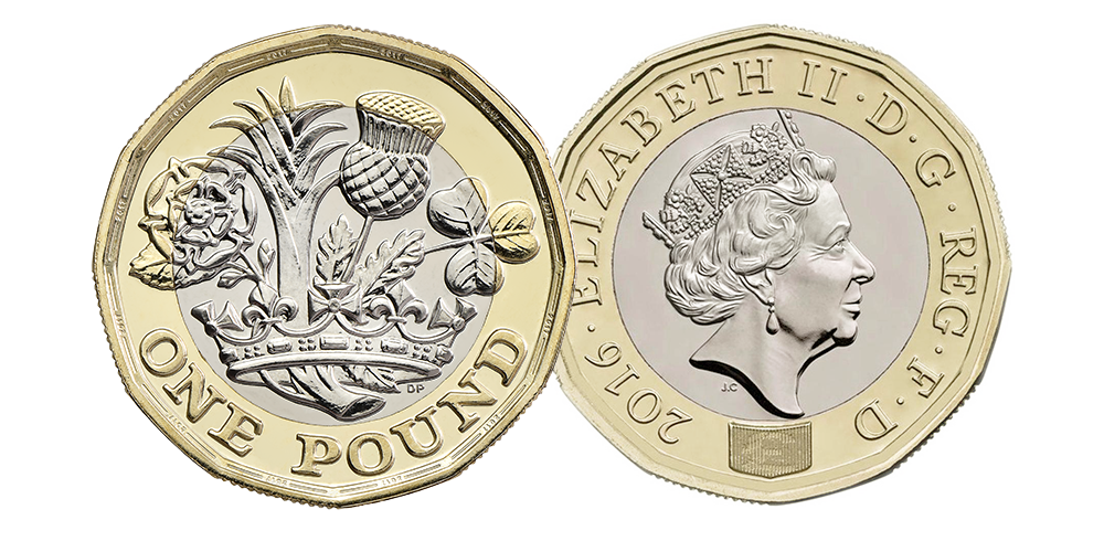 £1 Non-Circulated coin – for just £1.