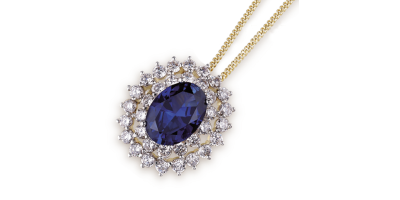 The Royal Engagement Pendant
