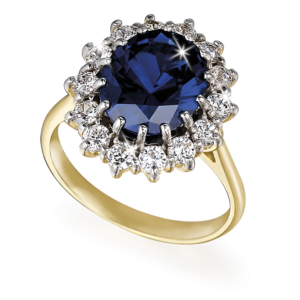The Royal Engagement Ring (x large)