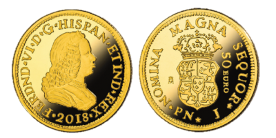 The Spanish Escudos: 150th Anniversary 1 Escudo