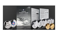 The Battle of Britain 75th Anniversary Set -  Flown on the Day