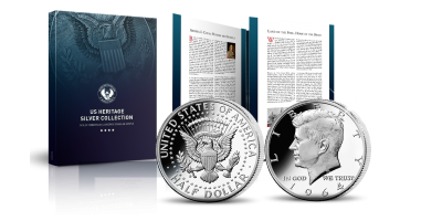 US Heritage Silver Coin Collection