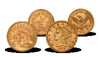 The American Civil War Gold Coin Set