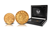 The American Civil War Gold Coin Set