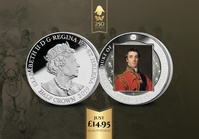 Wellington 250 Coin