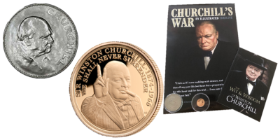 Winston Churchill - The Wartime Legacy Set
