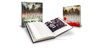 The History of WWI and WWII Pocketbooks