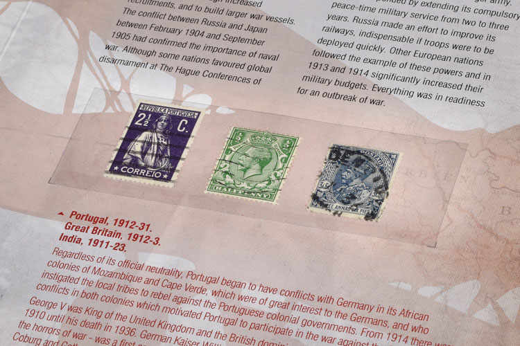 Close Up Stamps (Page 2)