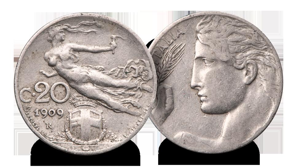 Italy C20 (1909)