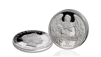 2017 Ypres Centenary Coin - uniquely numbered edition
